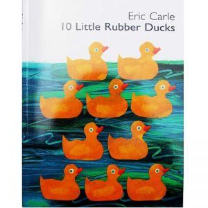 10 rubber ducks