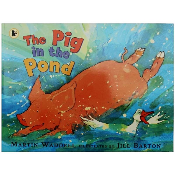 the big in pond