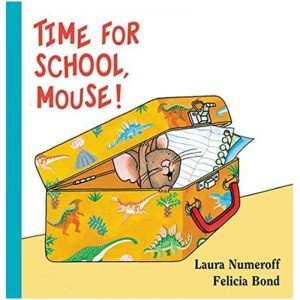 time for school , mouse